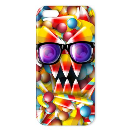 Candy Monster IPhone Case