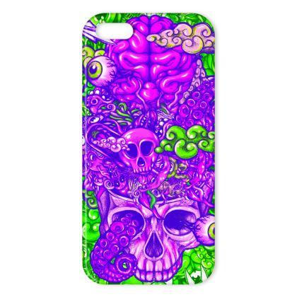 Open Skull IPhone Case
