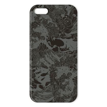 Dark Wave IPhone Case
