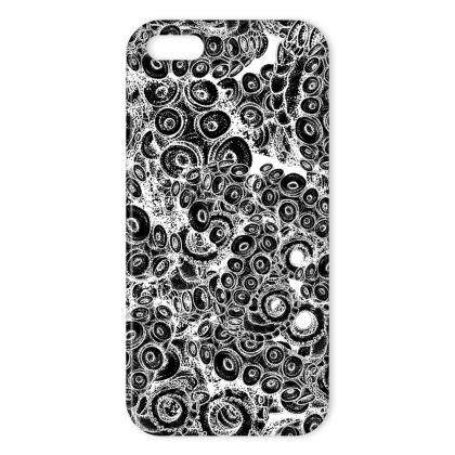 Black Tentacles IPhone Case