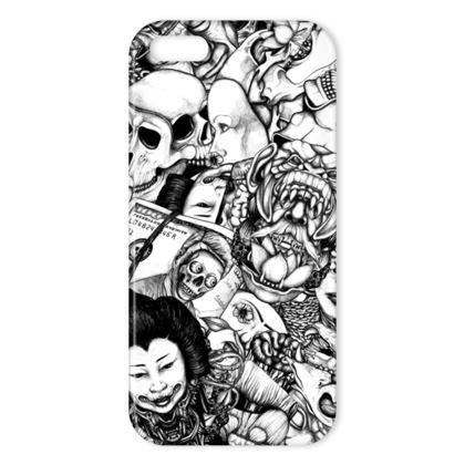 Men and Mutants IPhone Case