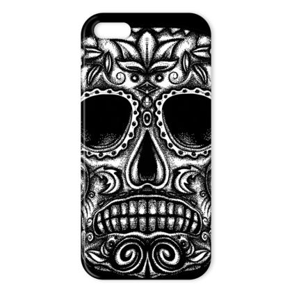 Candy Skull IPhone Case