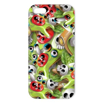 Pizza Monster IPhone Case