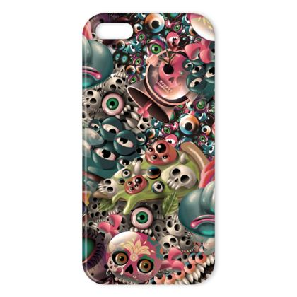 Monster World IPhone Case