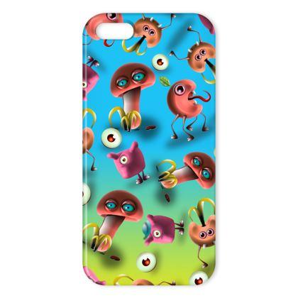 Creatures IPhone Case