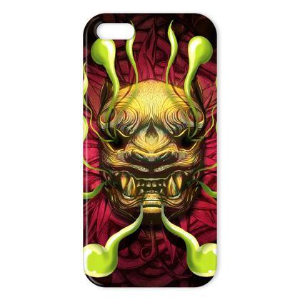 Tiger Color IPhone Case