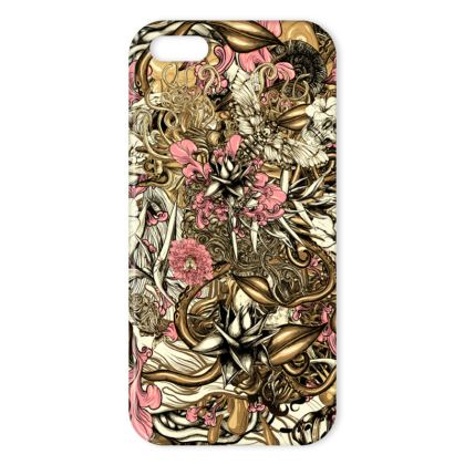 Mix 6 Gold IPhone Case