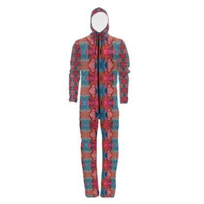 Fabulous Funky Geometric Hazmat Suit