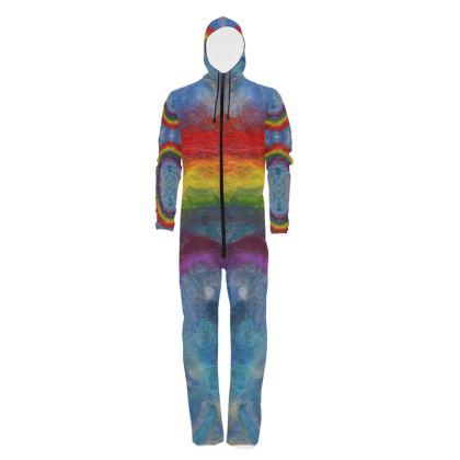 Rainbow Warrior Hazmat Suit