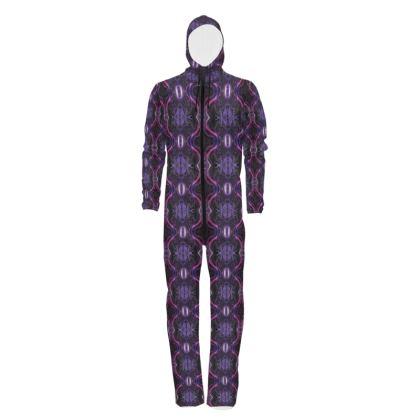 Violet Electric Design Hazmat Suit
