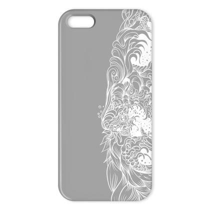 Wave Grey IPhone Case