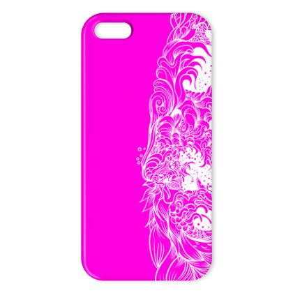 Wave Pink IPhone Case