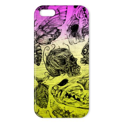 Bones and co color IPhone Case