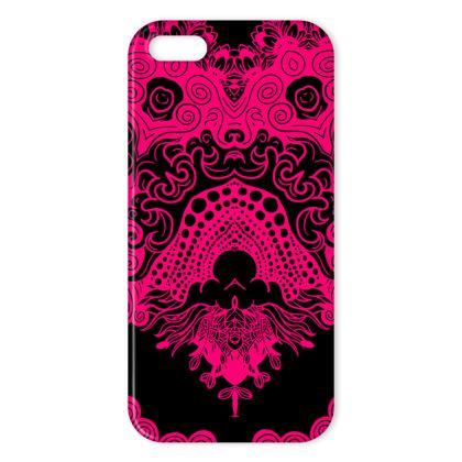 Pink Mirror IPhone Case