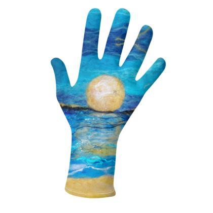 Sunrise and Sunset Design Gloves Pack
