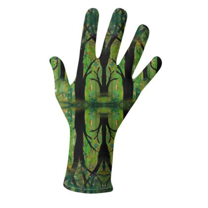 Woodland Mandala Designs 2 Pack Gloves