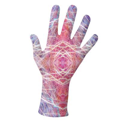 Dancing Light & Blue Vortex 2 Pack Gloves