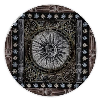 Dark Sun - China Plates