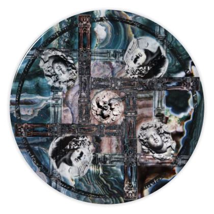 Marble Sculptures - China Plates