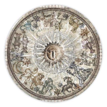 Zodiac - China Plates