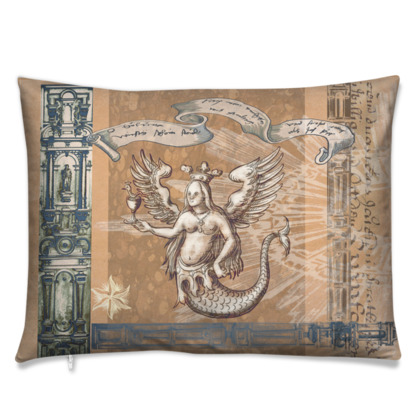 Melusine - Rectangle Cushion Covers