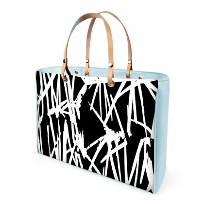 White Lightening Handbag