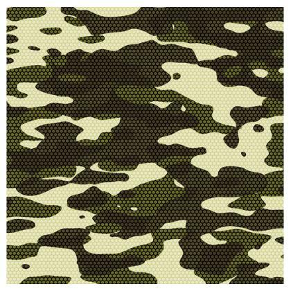Jungle and Beach Camo Swim Shorts