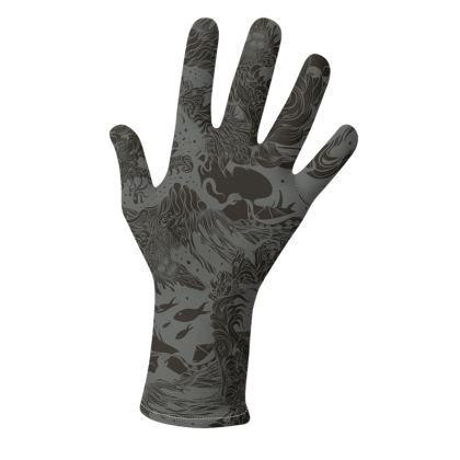 Eave Dark Gloves