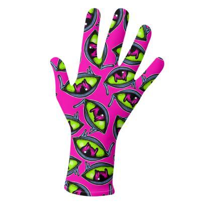 Eyes Gloves