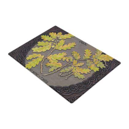 Tree Calendar Oak Chopping Board