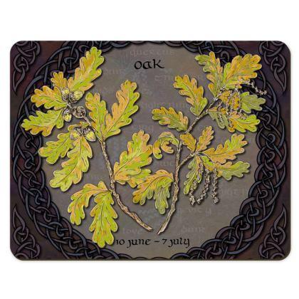 Tree Calendar Oak Placemats