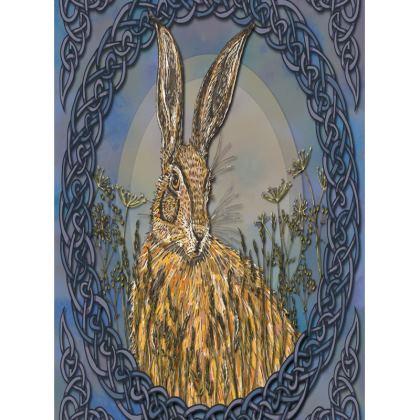 Celtic Hare Tray