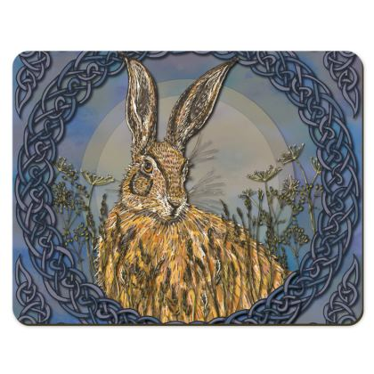 Celtic Hare Placemats