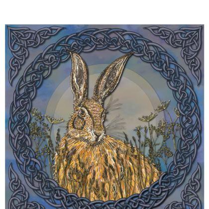 Celtic Hare Bone China Mug