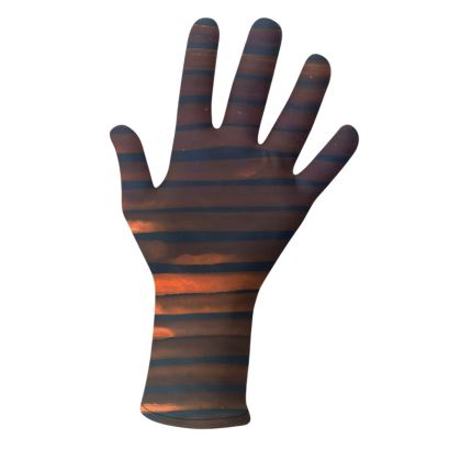 Copper Lines Glove Set