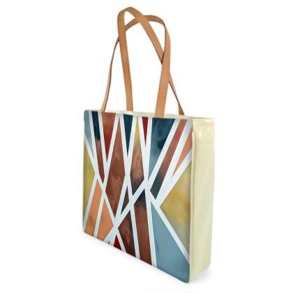 Union Design Shopper/Beach Bag by Alison Gargett