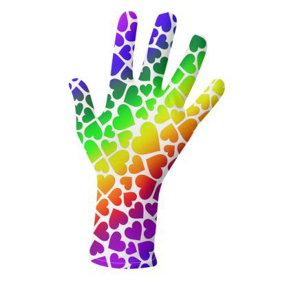 Love is Love Gloves Design 1