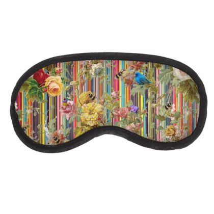 Summer Garden Eye Mask