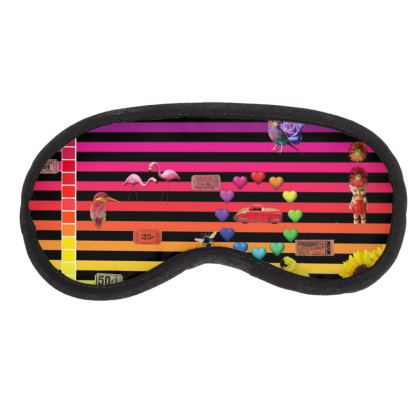 Just The Ticket Eye Mask
