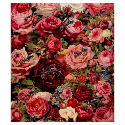 Ants n Roses Double Deckchair