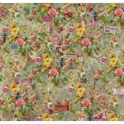 Flower Festival Double Deckchair