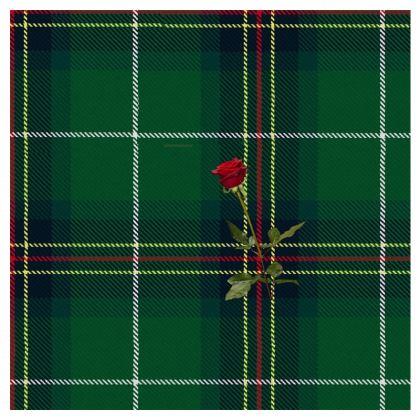 Wagland Tartan Double Deckchair