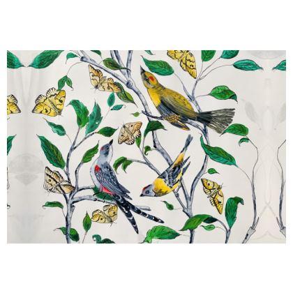 Birds + Butterflies Occasional Chair