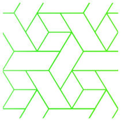 Green multi designs face mask