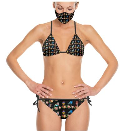 All the Birds and Roses Trikini
