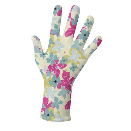 Clematis Collection (Yellow) - two pairs of luxury gloves