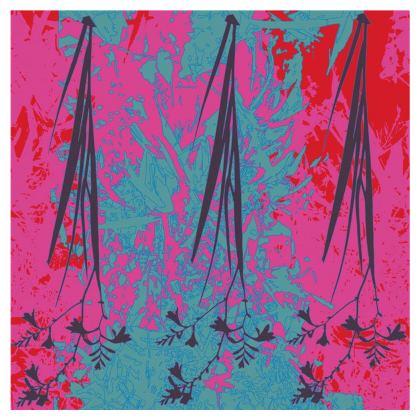 Kabukis Garden Collection (Pink/Purple) - luxury umbrella