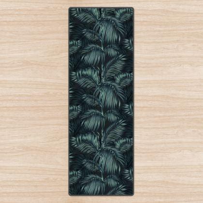Balearic Palm Yoga Mat