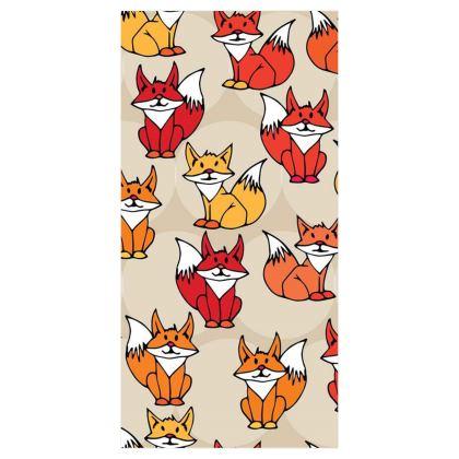 Foxy Loxy Collection (Beige) - Luxury Wallpaper