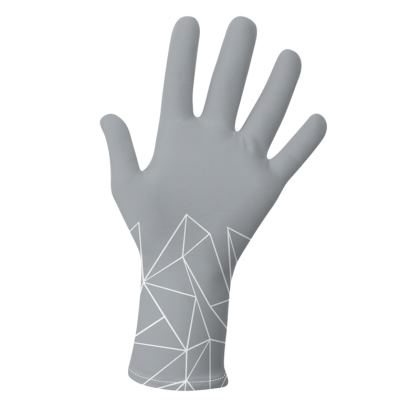 Ab Peaks Navy and Grey Gloves